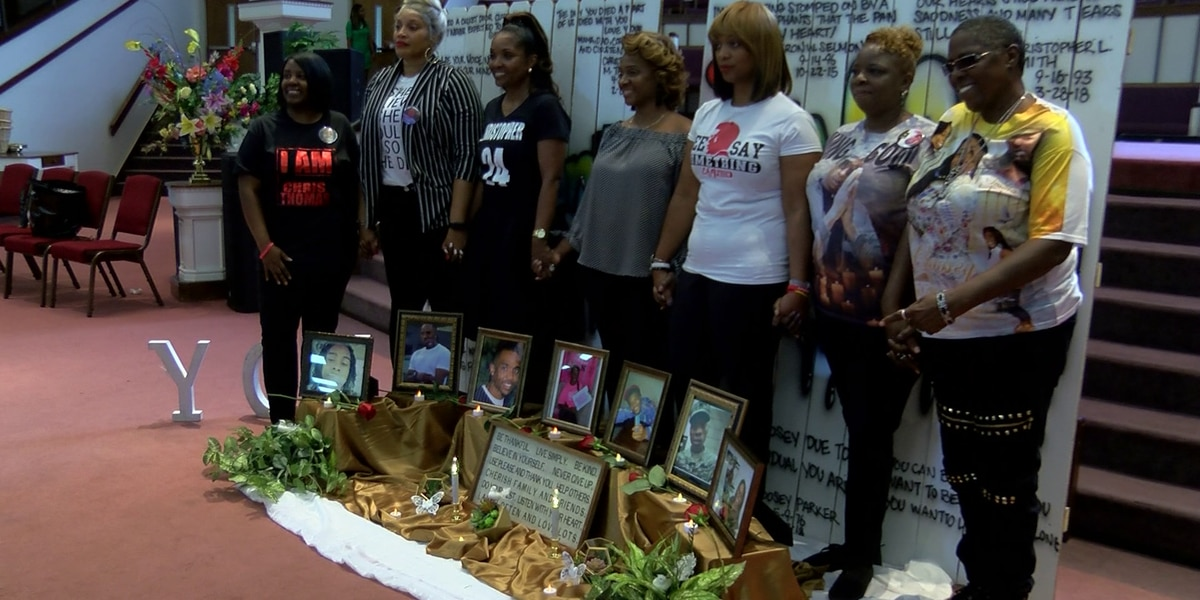 MPD hosts annual Youth Crime Watch Conference featuring 'Angel Moms'