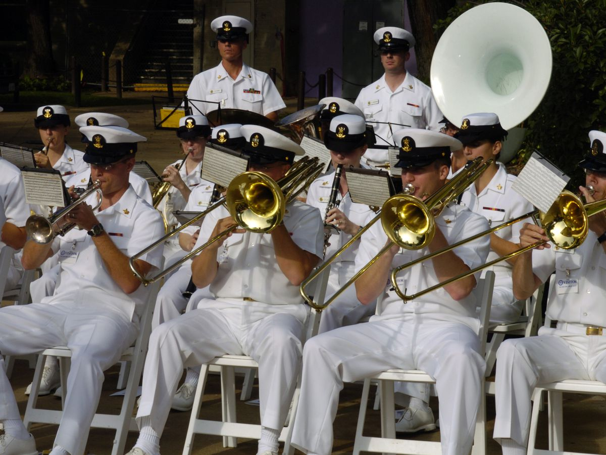 U.S. Navy Band coming to Collierville