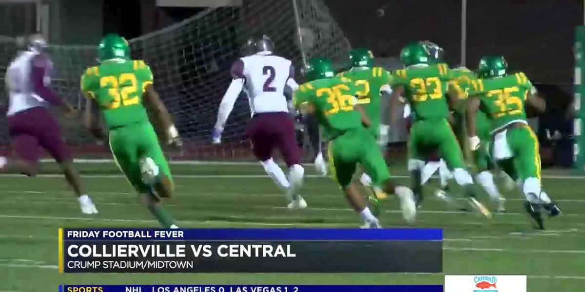 Collierville vs Central