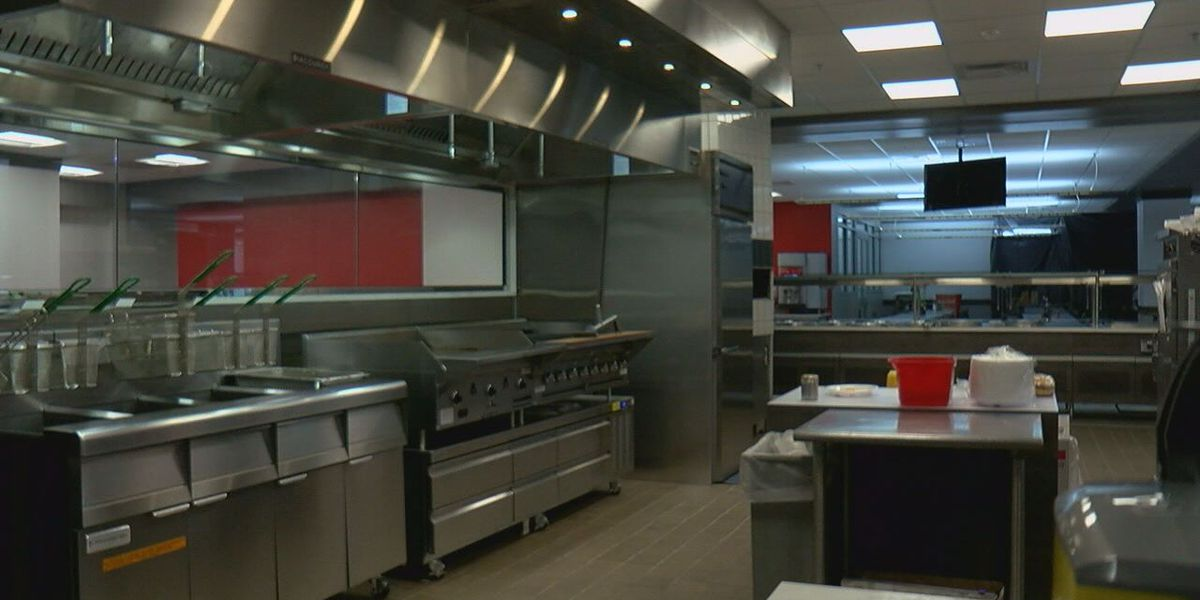Renovated dining hall opens on A-State campus