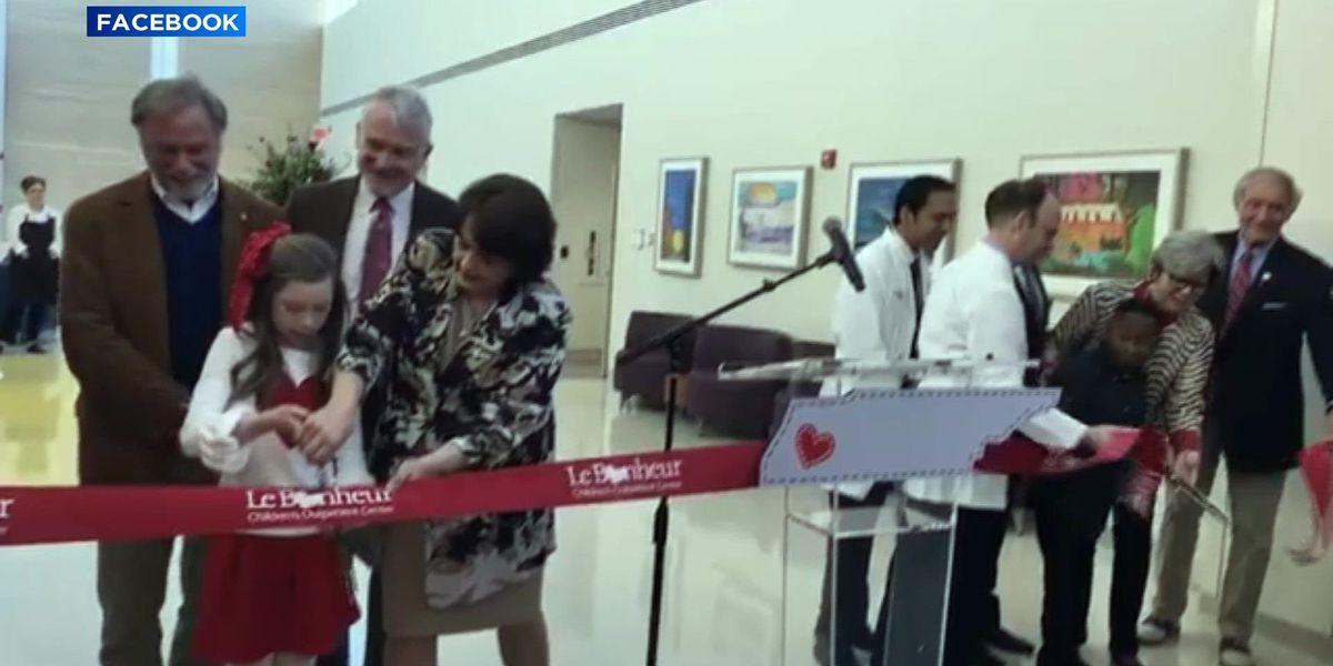Le Bonheur opens outpatient facility in Jackson, TN