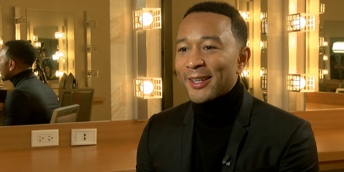 One-on-one with NCRM Freedom Award honoree John Legend