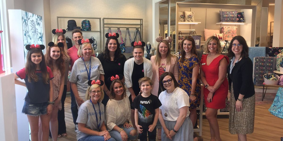 Make-A-Wish, Saddle Creek send 5-year-old to Disney World
