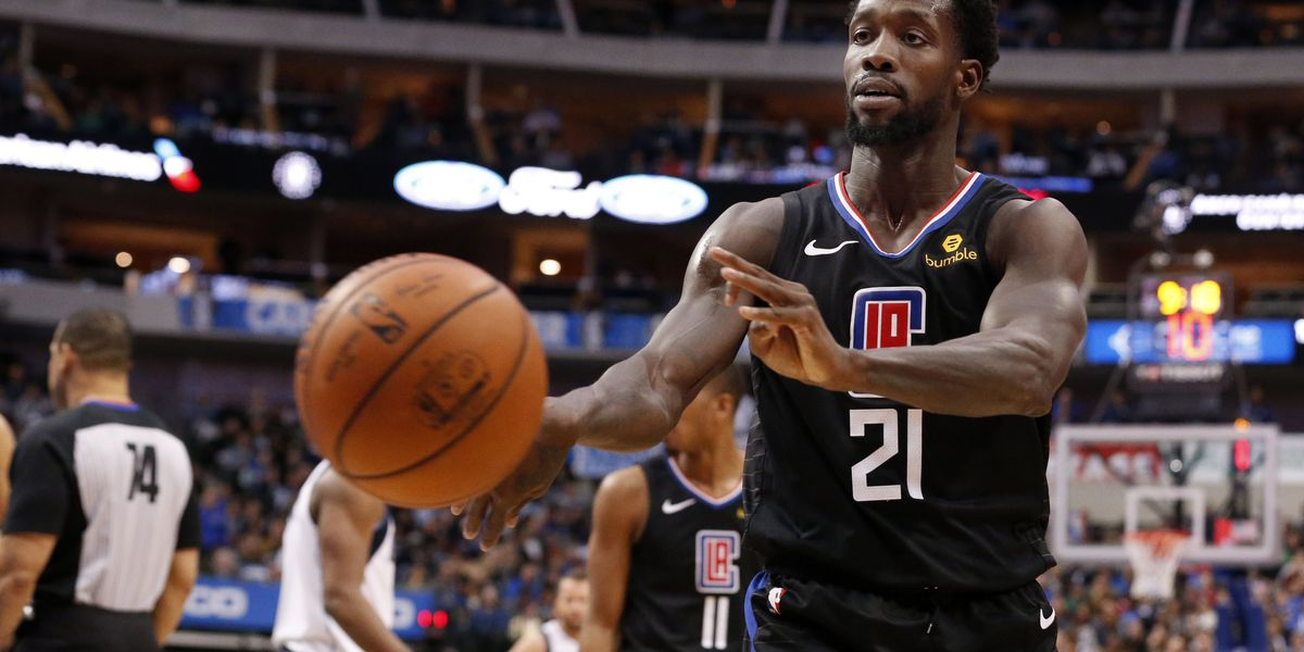Clippers' Beverley fined $25K for throwing basketball at fan