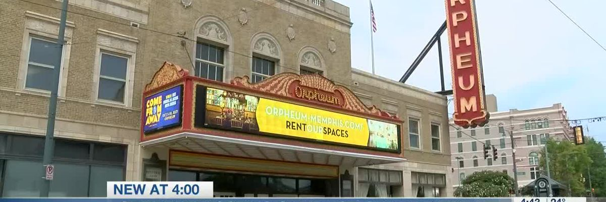 Orpheum hosting camp for children with a stutter