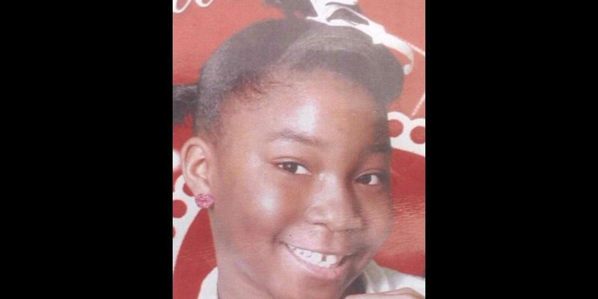 Missing 12-year-old girl located