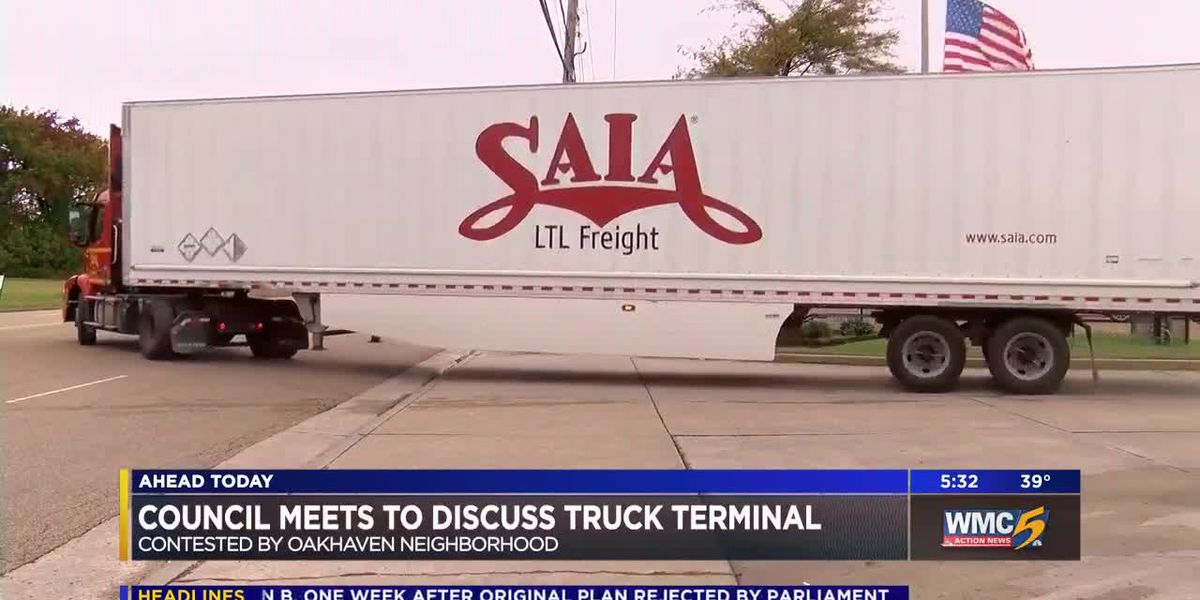 Trucking company, residents remain at odds over proposed terminal