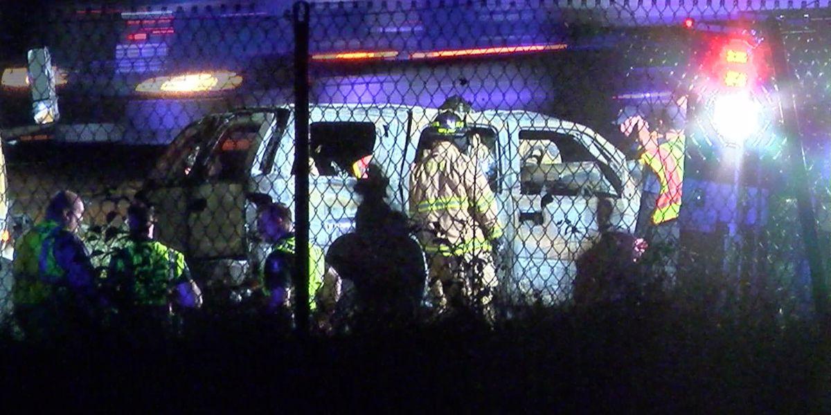 1 killed in I-55 crash