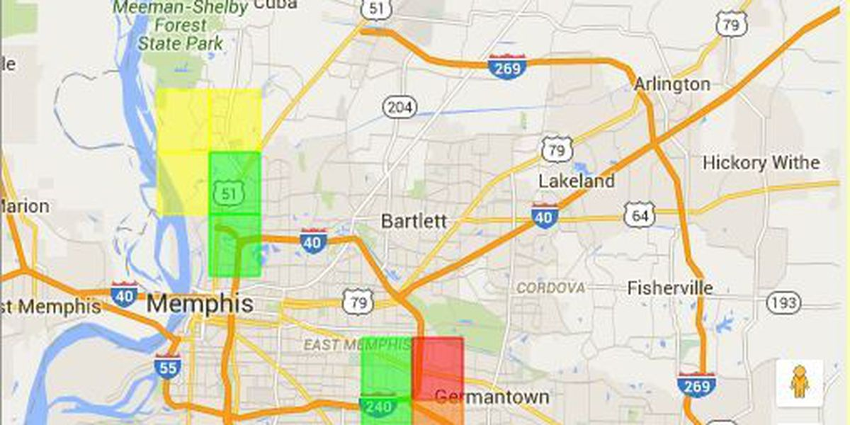 Germantown power outage impacts over 1,000 people