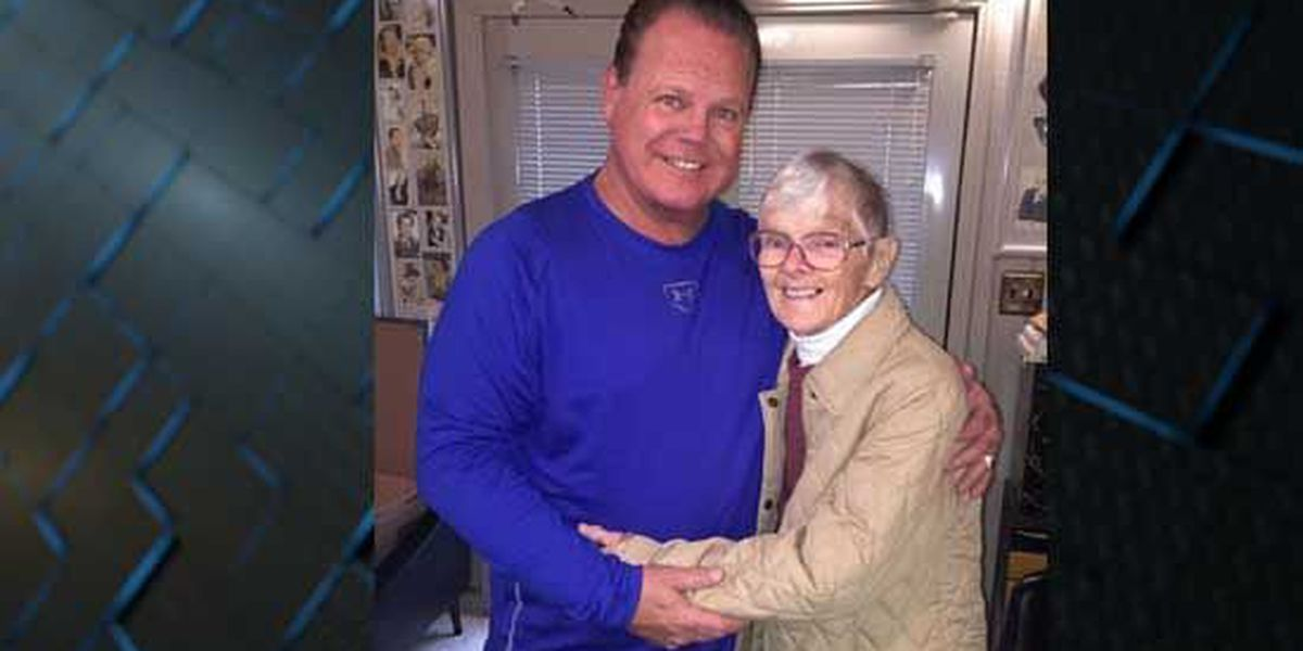 Helen Stahl: the woman Jerry 'The King' Lawler admires