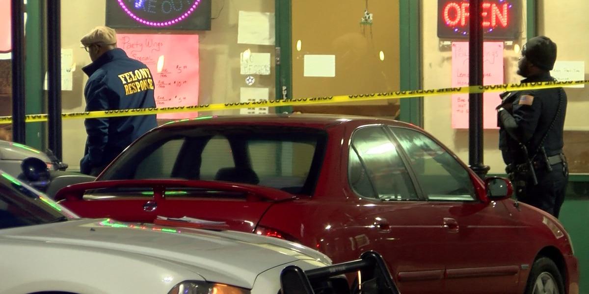 MPD: Man shot in front of restaurant