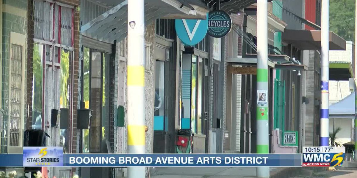 5 Star Stories: Broad Avenue Arts District boasts quirky stores and eclectic eateries