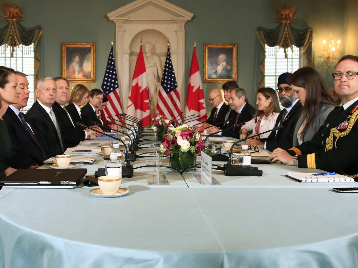 US, Canada hold high-stakes talks amid turmoil with China