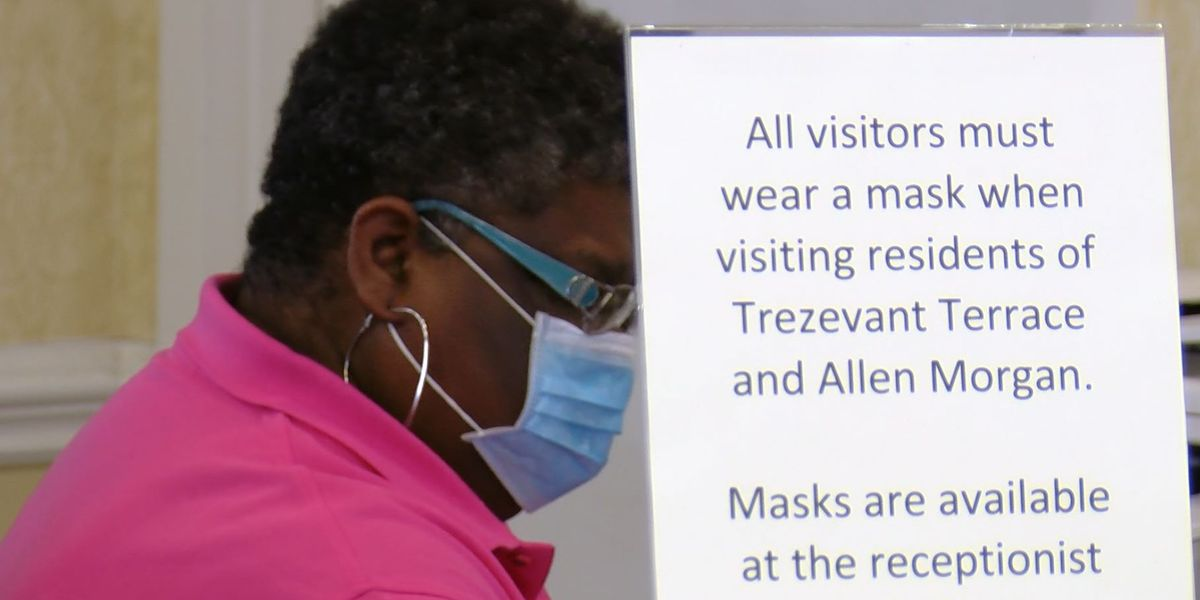 Memphis nursing homes on high alert after 1st coronavirus case announced in Shelby County