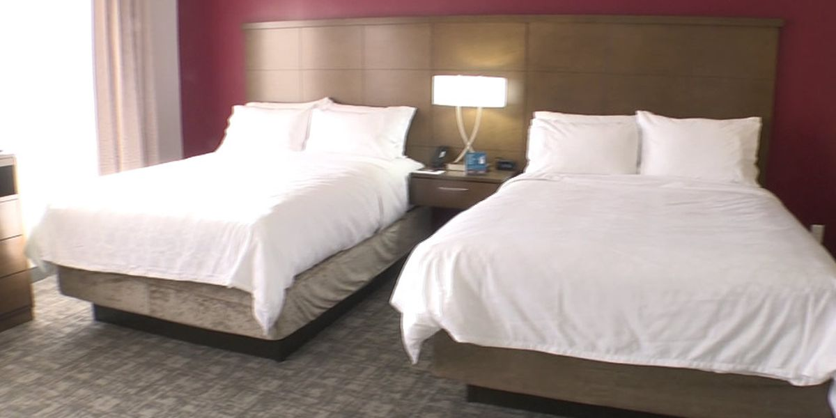 Mid-South hotels offering rooms for medical facilities in need of overflow space