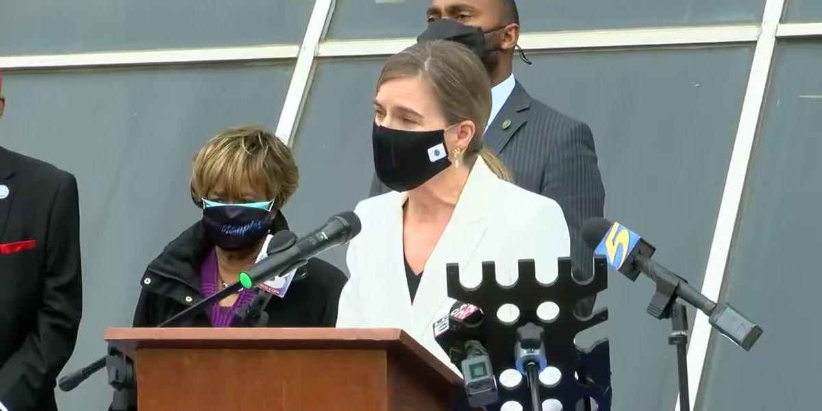Memphis, Shelby County leaders announce next Unity Walk Against Gun Violence