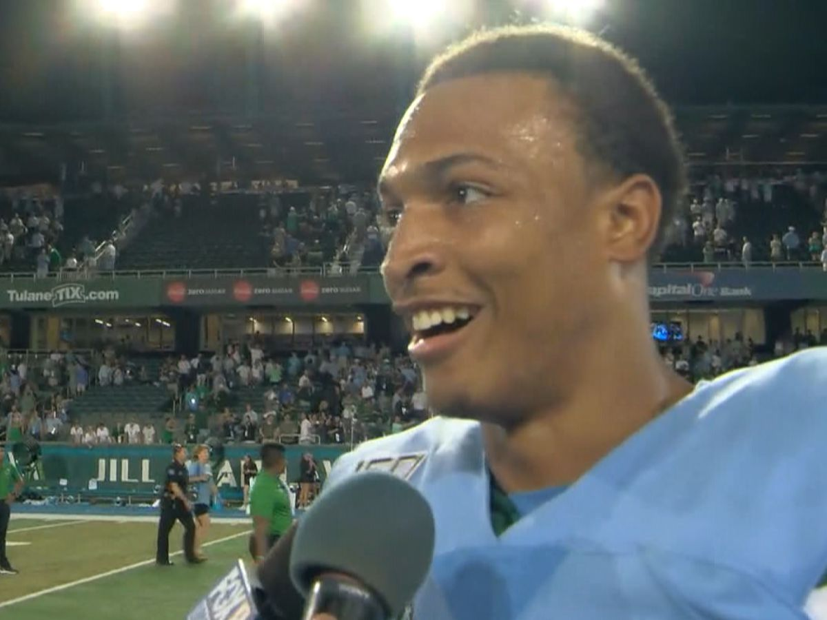 Tulane knocks off AAC foe Houston