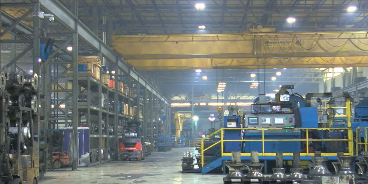 Steel company invests $150 million into Mississippi County