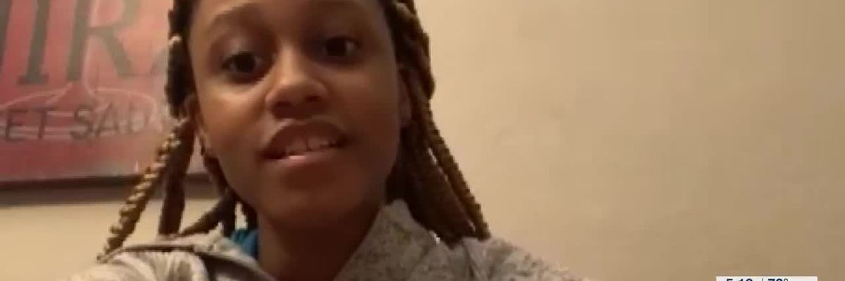 SCS student says she's struggling with virtual learning