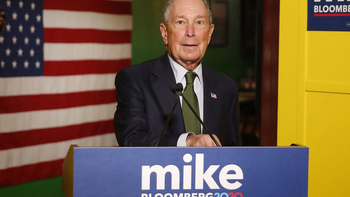 Mike Bloomberg makes campaign visit in Memphis ahead of primary election
