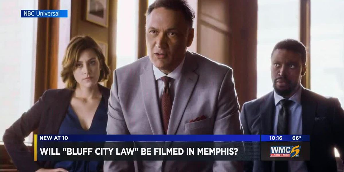 "Will ""Bluff City Law"" be filmed in Memphis?"