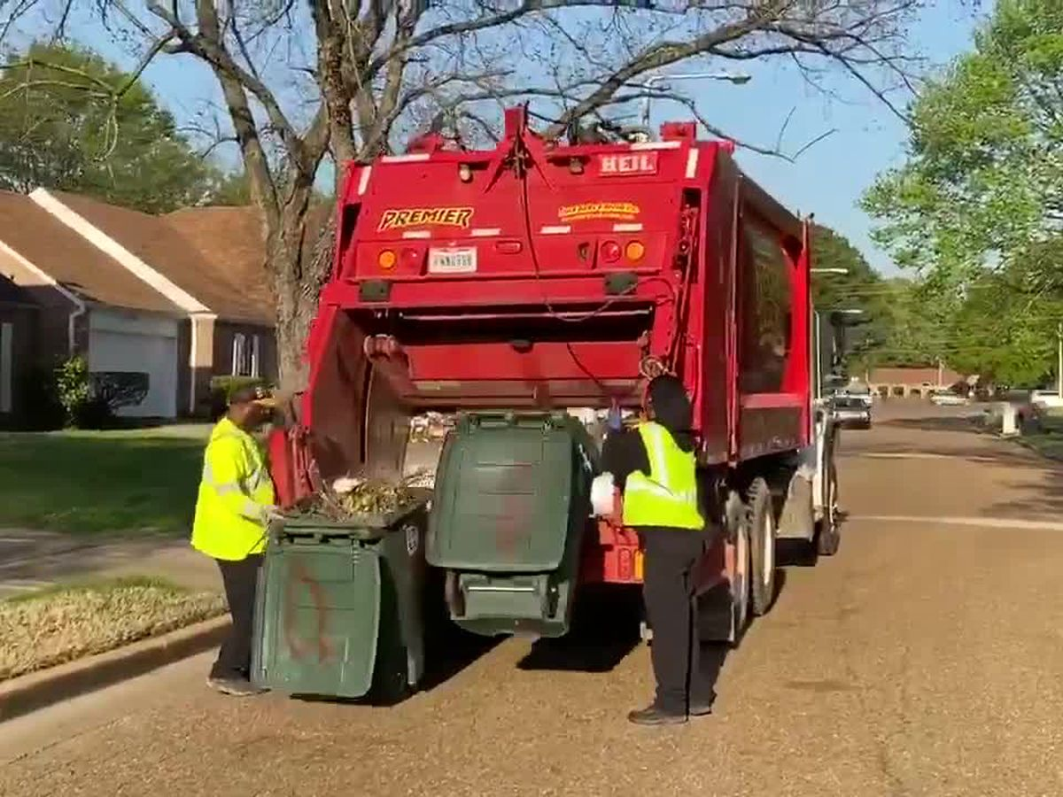 Team Waste begins trash collection in Memphis neighborhoods previously serviced by Waste Pro
