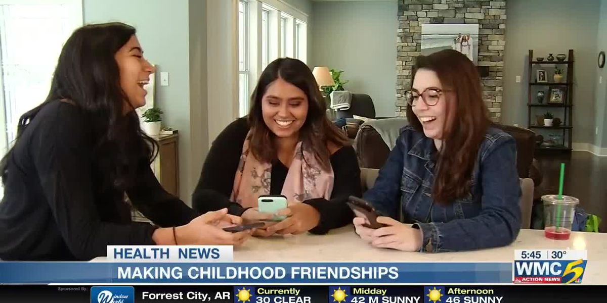 How your child benefits from close teenage friendships