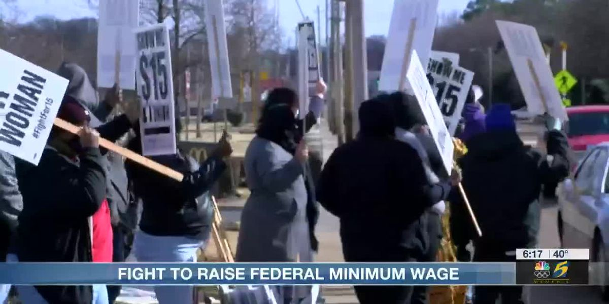 Congressman Cohen introduces bill to raise minimum wage to $15/hour