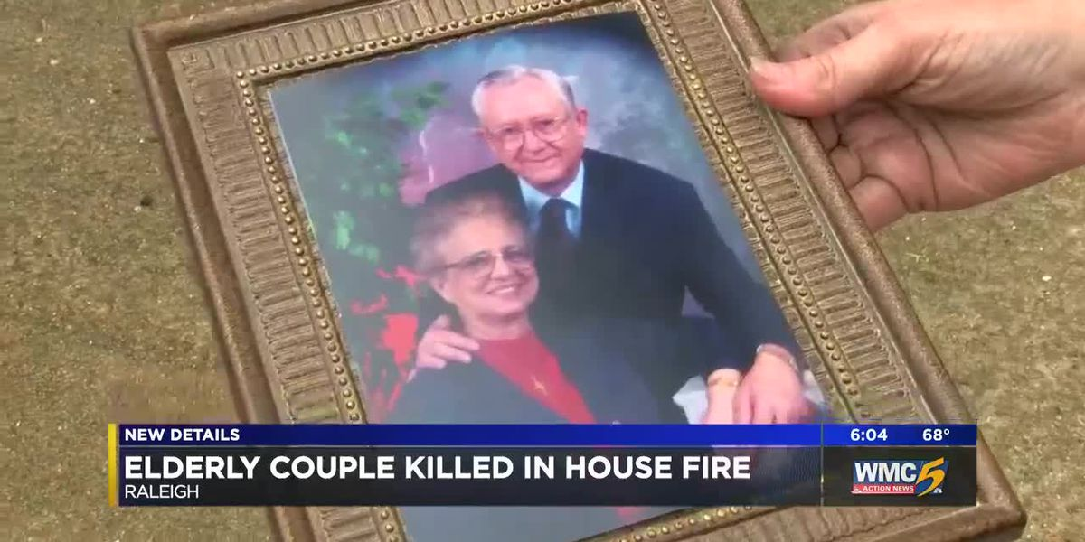 Elderly couple dies in Raleigh house fire