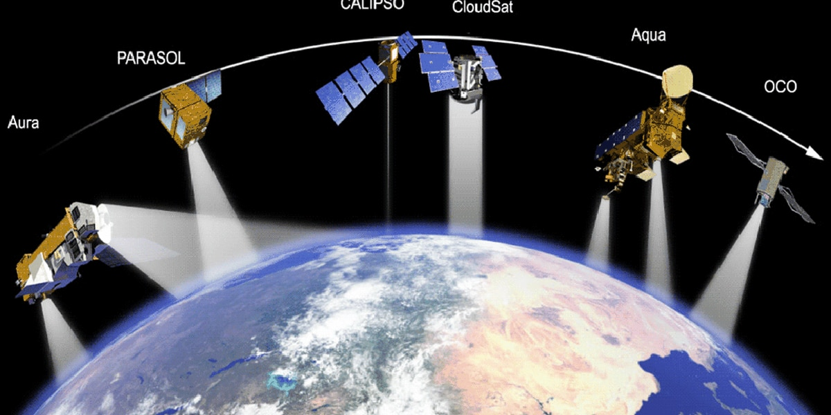 Breakdown: Why satellites don't fall out of the sky