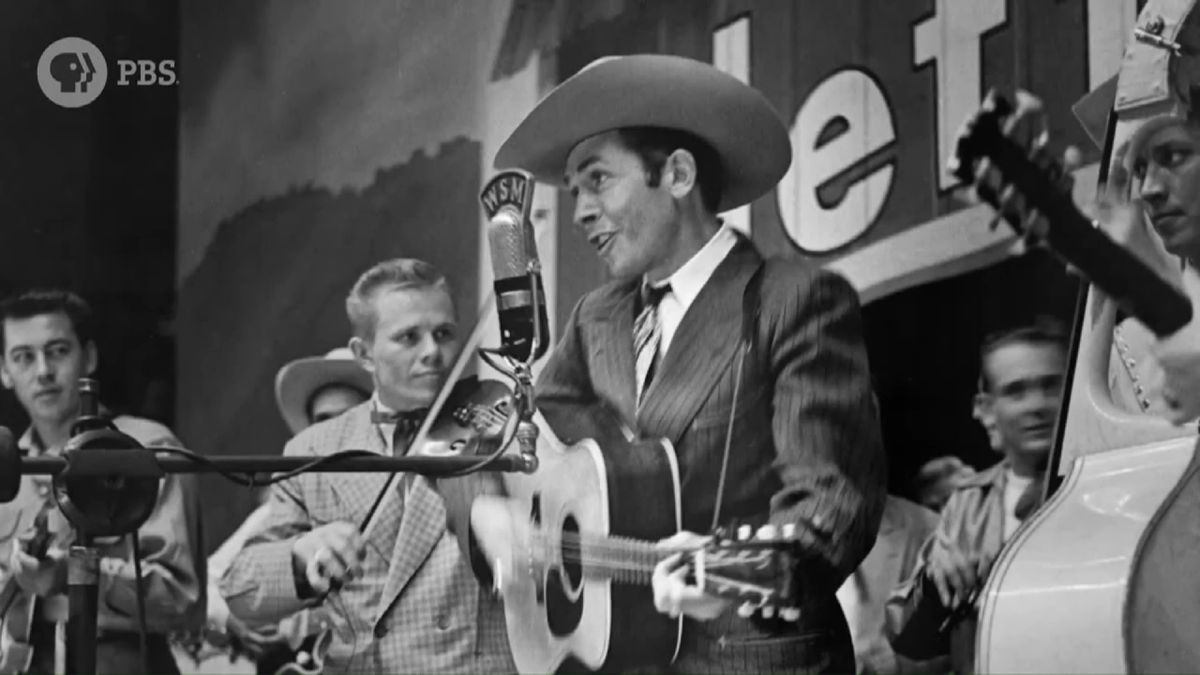 Ken Burns promotes upcoming special on history of country music