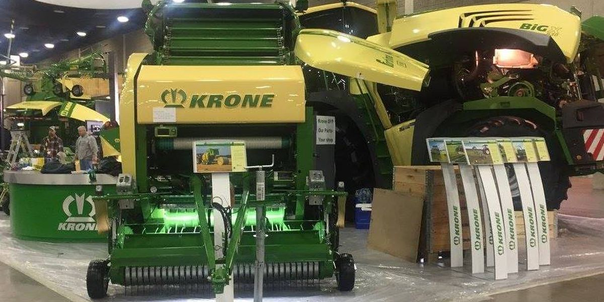 Krone headquarters moving from Memphis to Olive Branch