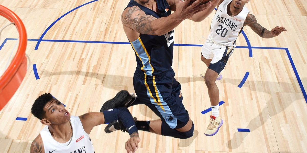 Grizz beat Pelicans to advance to Summer League Championship