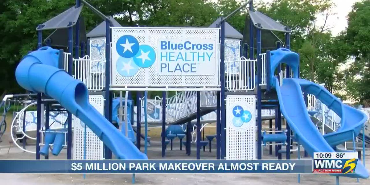 A look at Whitehaven's new multi-million dollar park