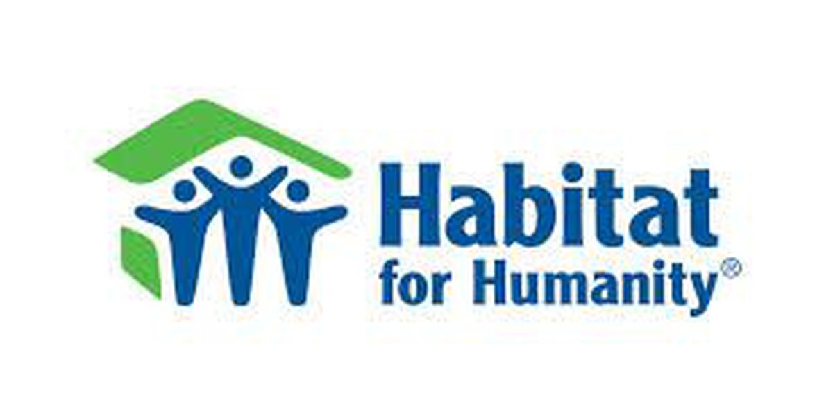 Habitat for Humanity location riddled with bullets