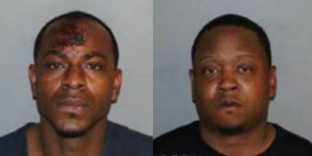 Men arrested after gunfight outside Hickory Hill club