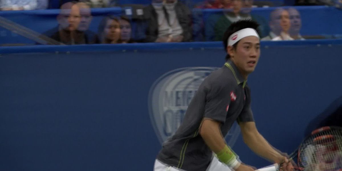 Memphis Open Day 3: Nishikori survives and Americans thrive