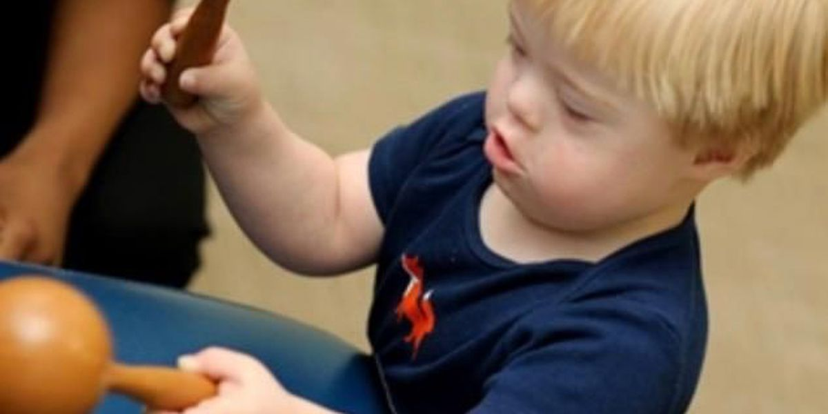 Consider donating to Down Syndrome Association on #GivingTuesday