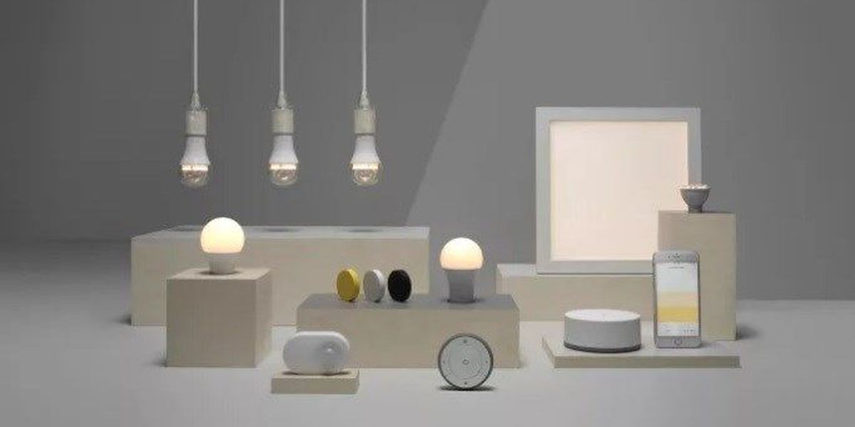 Alexa could soon control your IKEA lights