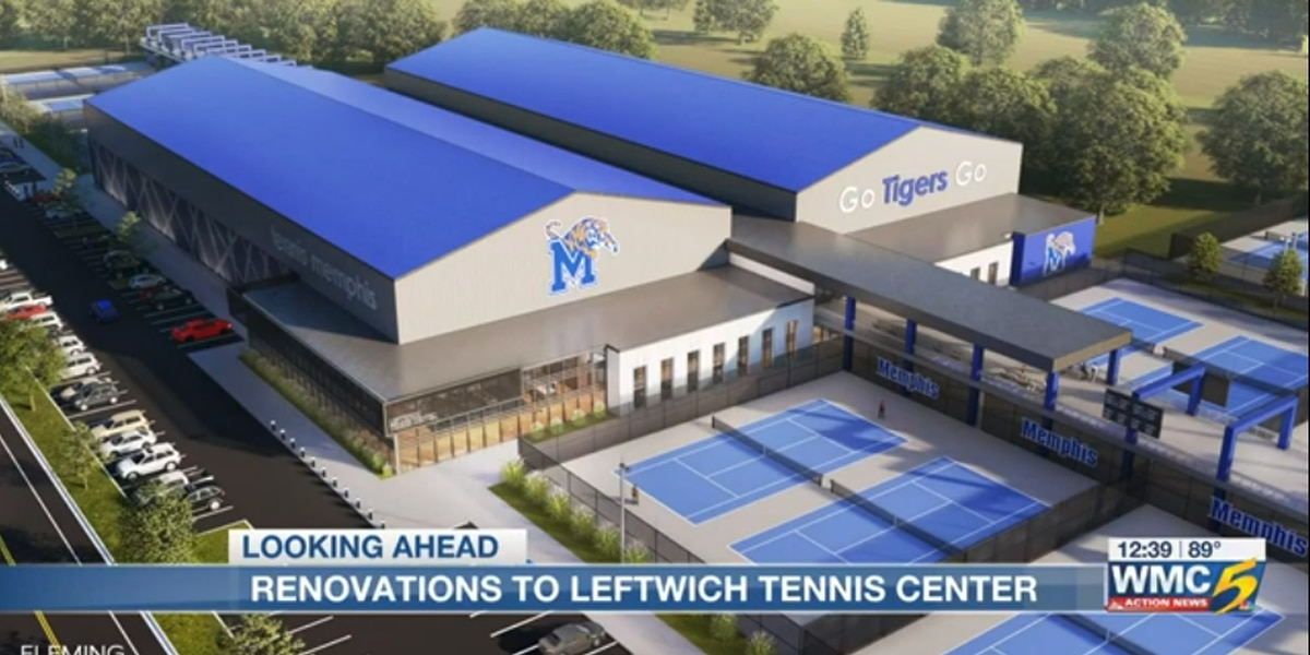 Grand slam for Memphis: Leftwich Tennis Center announces $19M expansion