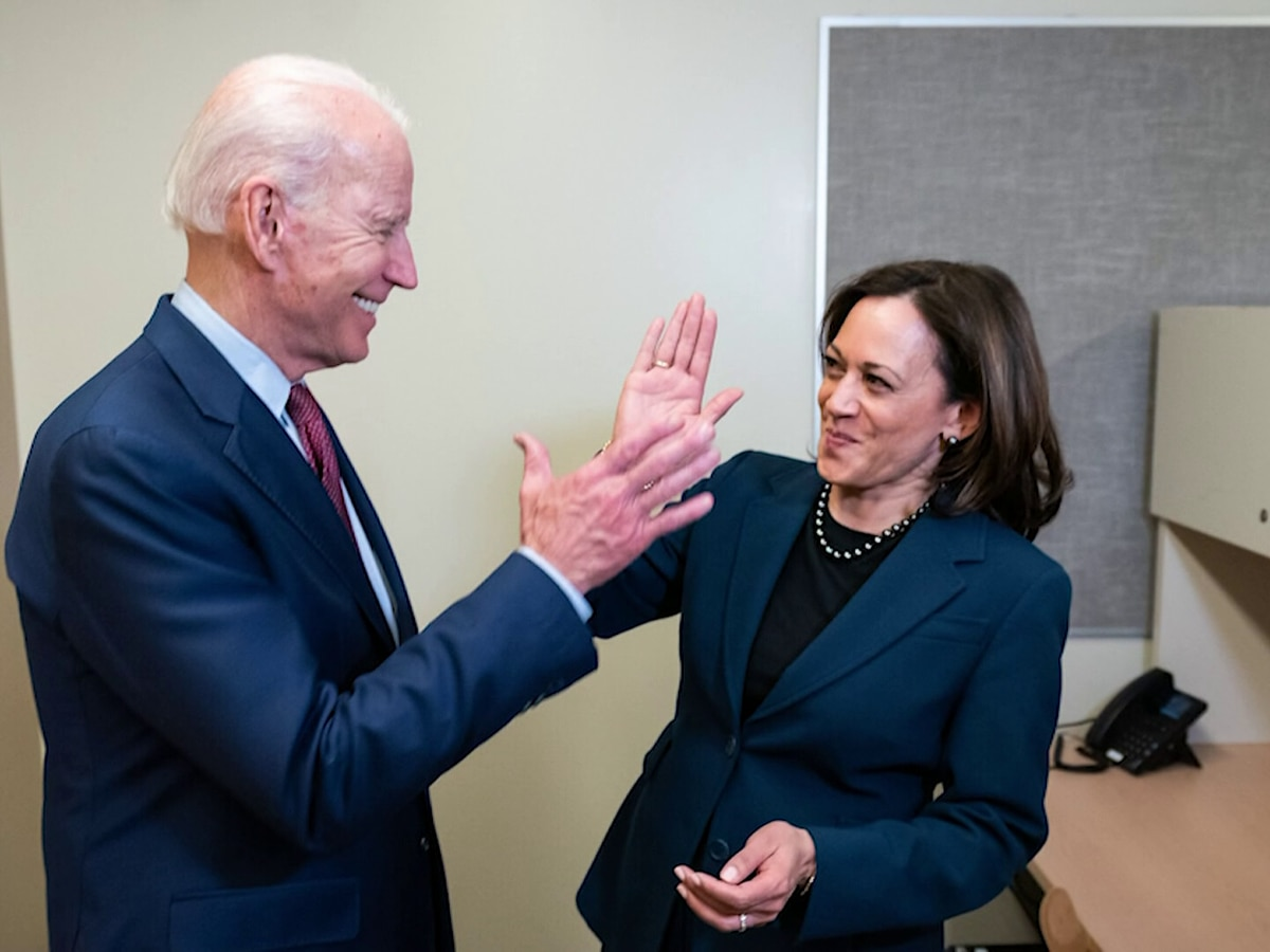 Sen. Kamala Harris makes history as presumptive Democratic Vice President nominee