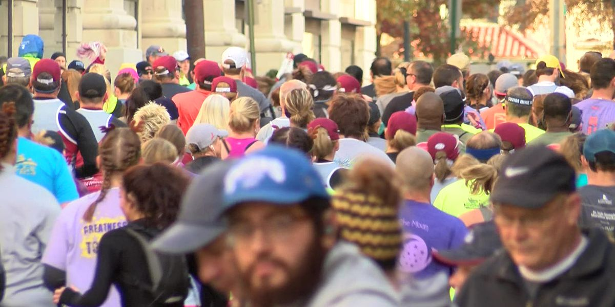 St. Jude Marathon expected to bring in thousands, cause major traffic delays