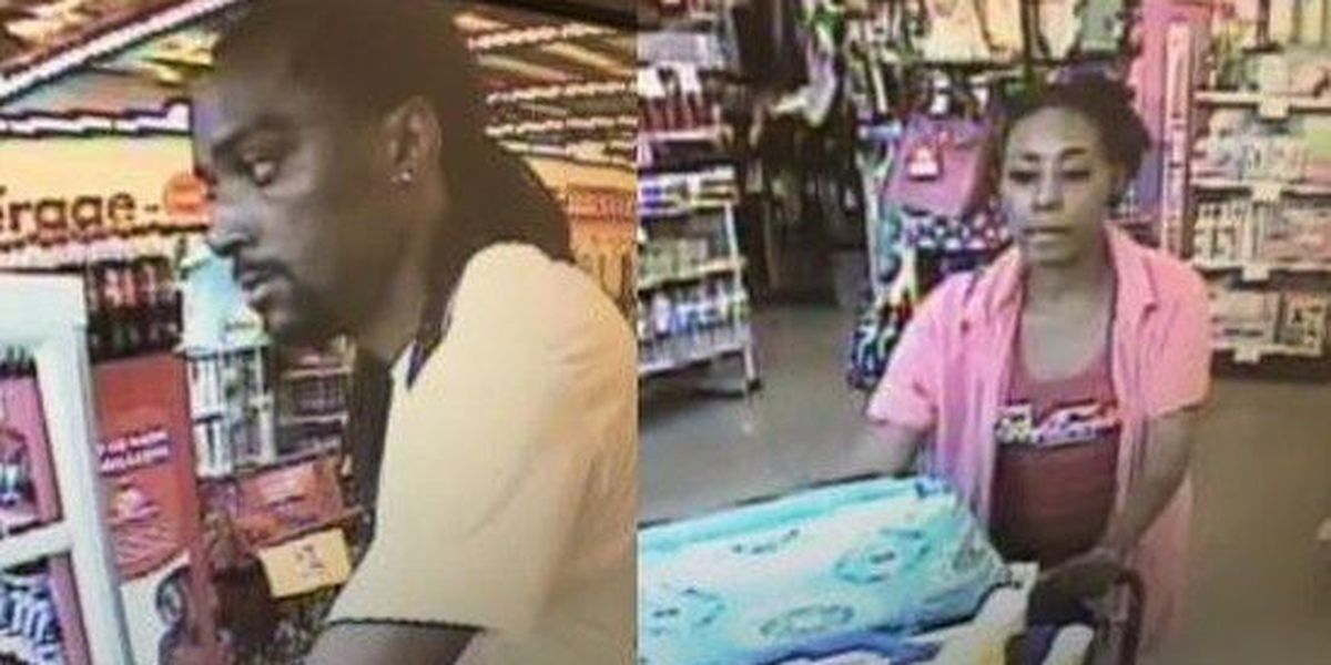 Pair wanted for robbery, assault at Family Dollar