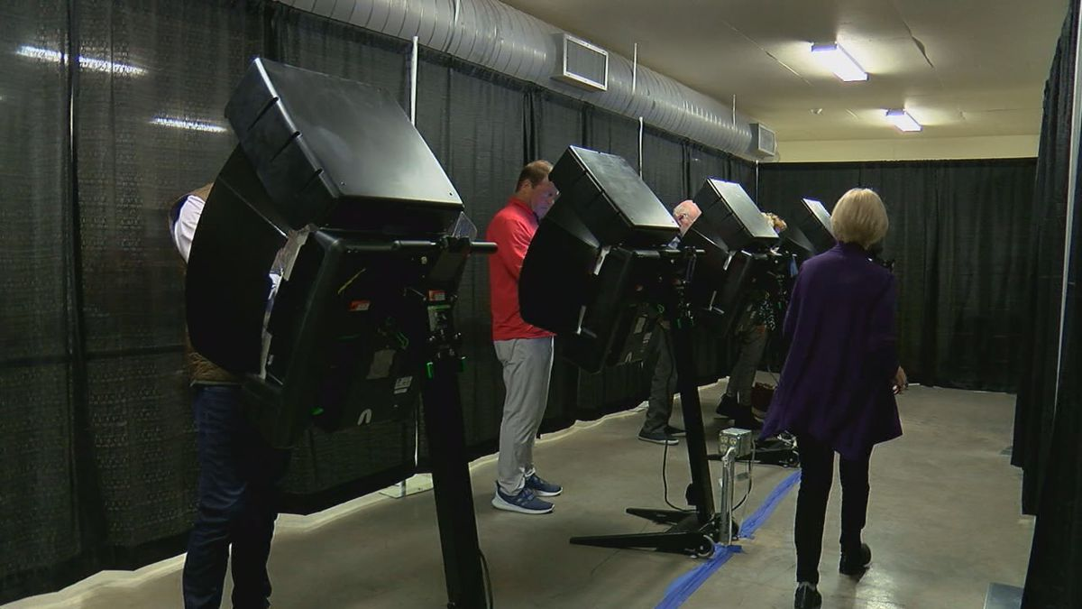 Voters in Tennessee and Arkansas headed to the polls for Super Tuesday