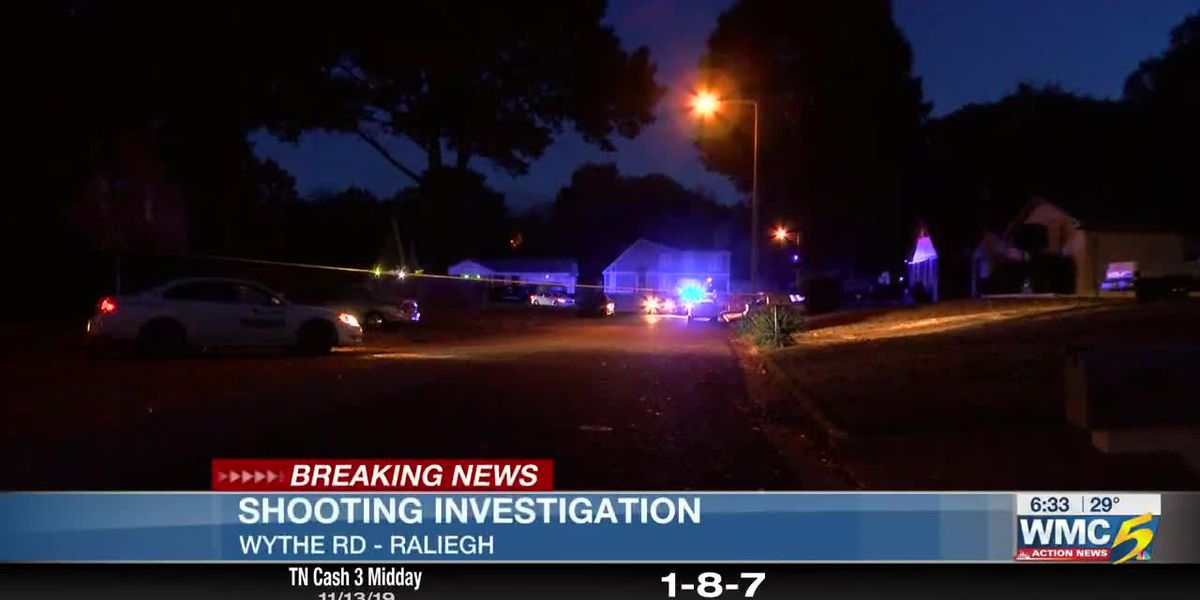 Memphis police investigating deadly shooting in Raleigh