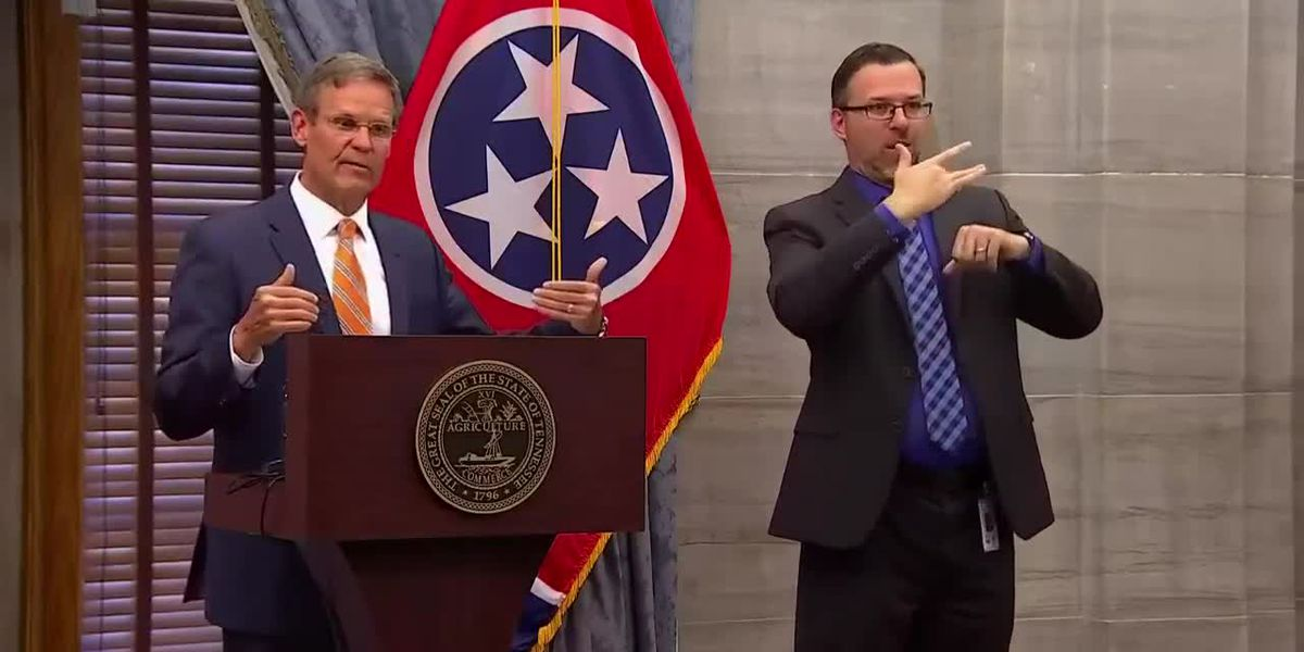 Gov. Lee calls for special legislative session to address education issues