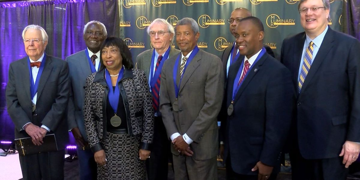 3rd Annual MLK Luminary Awards honors attorneys who made an impact on civil rights