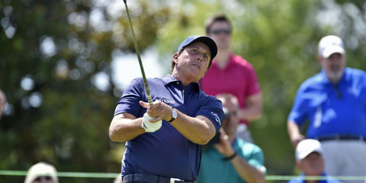 Mickelson, Stenson join field for FedEx St. Jude Classic
