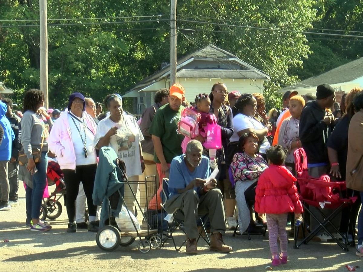 'Miracles in Memphis' event draws large crowds