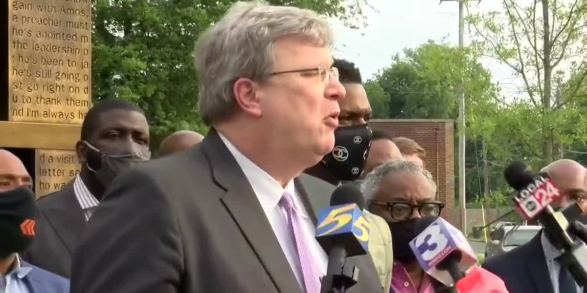 Mayor, MPD police director address recent protests in Memphis